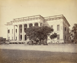 The Town Hall [Calcutta]